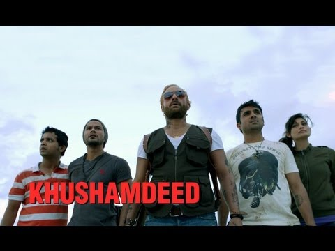 Khushamdeed Khushamdeed Lyrics - Go Goa Gone