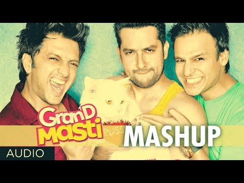 Grand Masti (Mashup) Lyrics - Grand Masti
