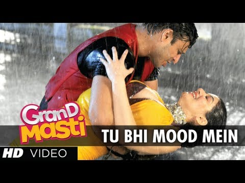 Tu Bhi Mood Me, Main Bhi Mood Me Lyrics - Grand Masti