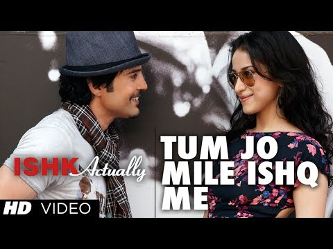 Tum Jo Mile Ishq Me Lyrics - Ishk Actually