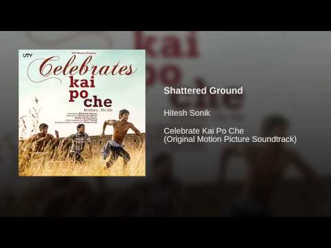 Shattered Ground Lyrics