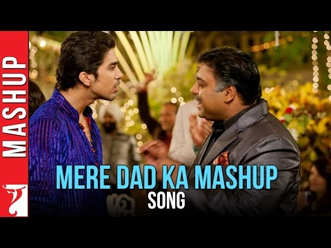 Mere Dad Ka Mash Up Lyrics