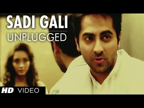 Saadi Galli Aaja (Unplugged) Lyrics - Nautanki Saala