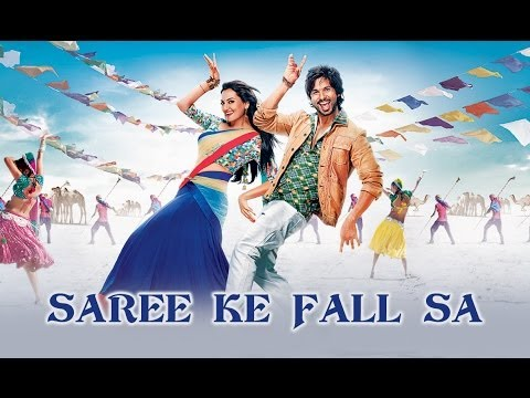 Saree Ke Fall Sa, Touch Kar Ke Dil Mera Lyrics