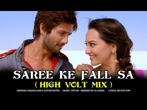 Saree Ke Fall Sa, Touch Kar Ke Dil Mera (Remix) Lyrics