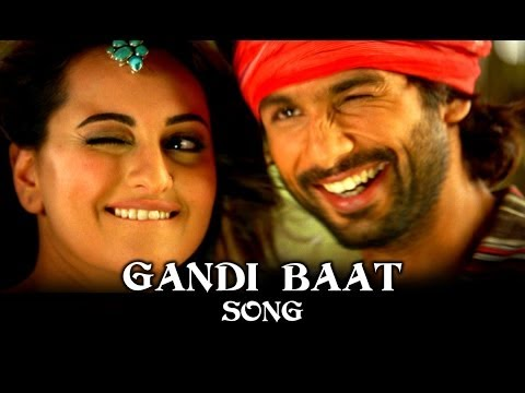 Gandi Baat, Abcd Padh Li Bahut (Film Version) Lyrics
