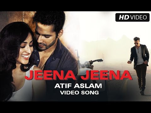 Jeena Jeena Lyrics - Badlapur