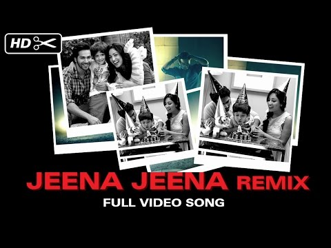 Jeena Jeena (Remix) Lyrics - Badlapur