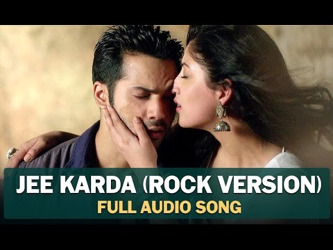 Jee Karda, Chalni Karde Seena Mera (Rock Version) Lyrics - Badlapur