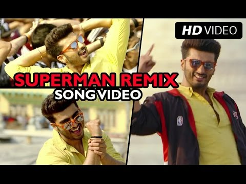 Mai To Superman (Remix) Lyrics - Tevar