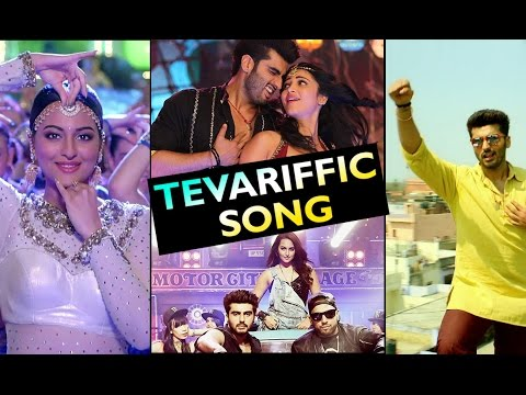 Tevariffic (Mashup) Lyrics - Tevar