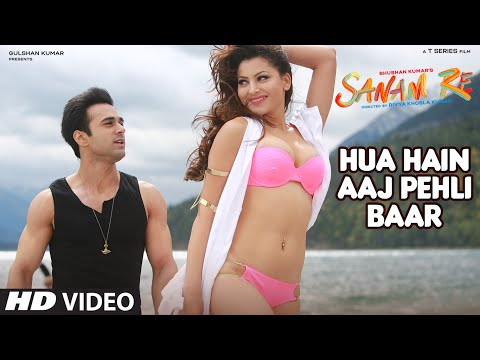 Hua Hai Aaj Pehli Baar Lyrics - Sanam Re