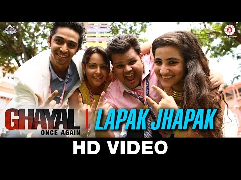 Lapak Jhapak Lyrics - Ghayal Once Again
