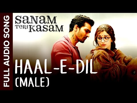 Haal-e-dil (Male) Lyrics
