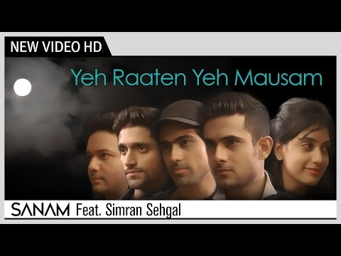 Yeh Raatein (Remix) Lyrics - Rivaaz