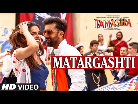 Matargashti Lyrics