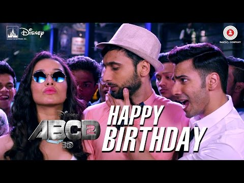 Happy Birthday Lyrics - ABCD - 2