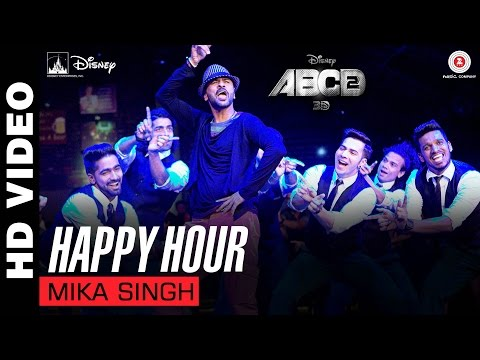 Happy Hour Lyrics - ABCD - 2