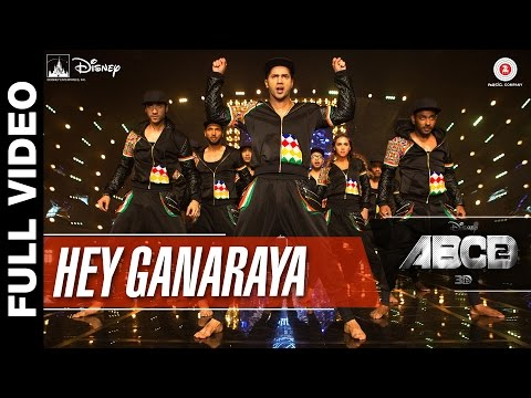 Hey Ganaraya Lyrics - ABCD - 2