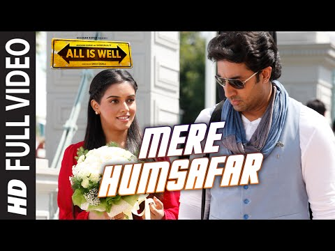Mere Humsafar Lyrics - All Is Well
