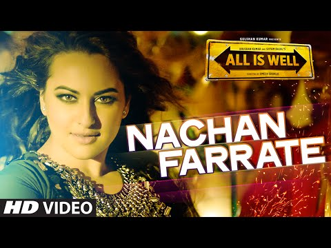 Nachan Farrate Maar Ke Lyrics - All Is Well
