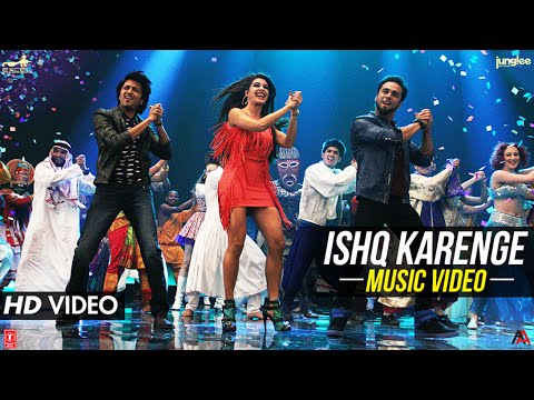 Ishq Karenge Lyrics - Bangistan