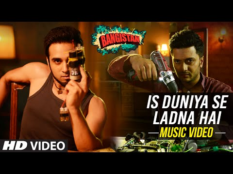 Is Duniya Se Ladna Hai Lyrics - Bangistan