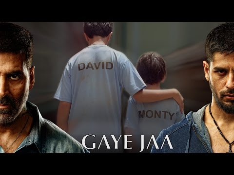 Gaaye Jaa (Female) Lyrics - Brothers