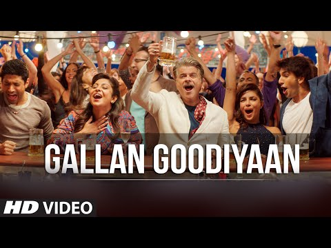 Gallan Goodiyaan Lyrics - Dil Dhadakne Do