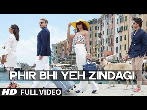 Phir Bhi Yeh Zindagi Lyrics - Dil Dhadakne Do