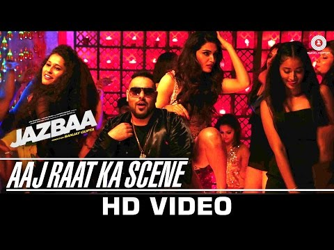 Aaj Raat Ka Scene Lyrics
