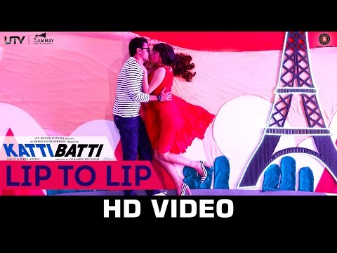Lip To Lip Lyrics - Katti Batti