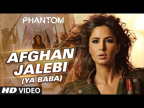 Afghan Jalebi (Ya Baba) Lyrics - Phantom