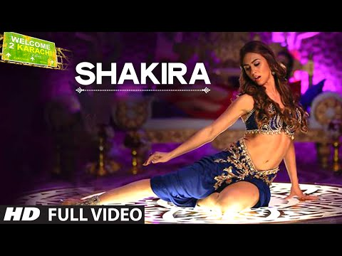 Shakira Lyrics - Welcome To Karachi