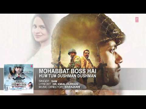 Mohabbat Boss Hai Lyrics