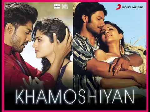Khamoshiyan (Title Song ) - Unplugged Lyrics