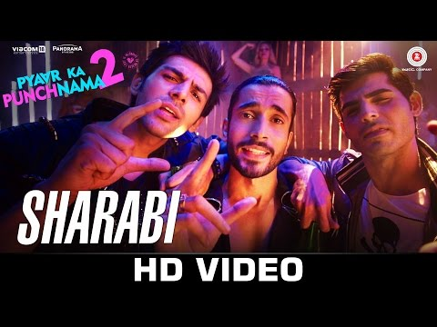 Sharabi Lyrics - Pyaar Ka Punchnama - 2