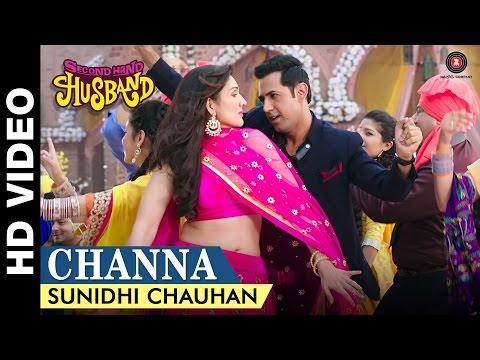 Channa Kahan Guzaari Lyrics - Second Hand Husband