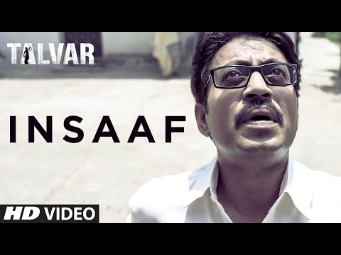 Insaaf Hoga Lyrics - Talvar