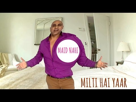 Maid Nahi Milti Hai Yaar Lyrics