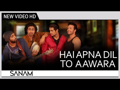Hai Apna Dil To Awara Lyrics