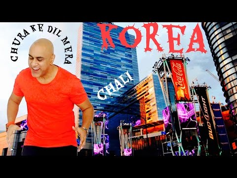 Chura Ke Dil Voh Mera Dekho Korea Chali Lyrics