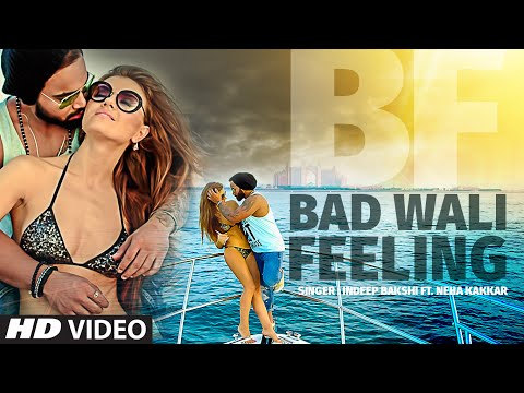 Bad Wali Feeling Lyrics