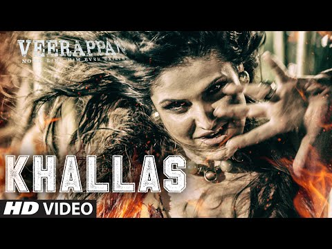 Khallas Lyrics - Veerappan