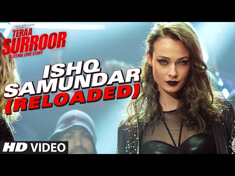 Ishq Samundar (Reloaded) Lyrics - Teraa Surroor