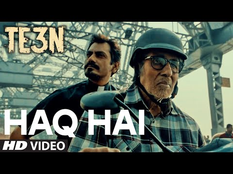 Hak Hai Lyrics - TE3N