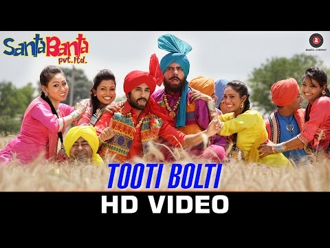 Tooti Bolti Lyrics - Santa Banta Pvt Ltd