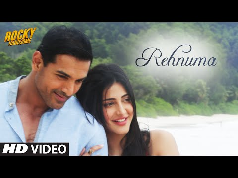 Rehnuma Lyrics - Rocky Handsome
