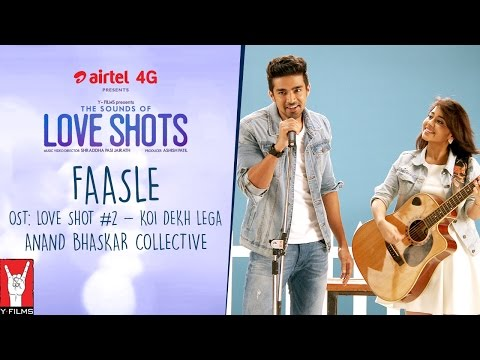 Faasle Lyrics - Love Shots