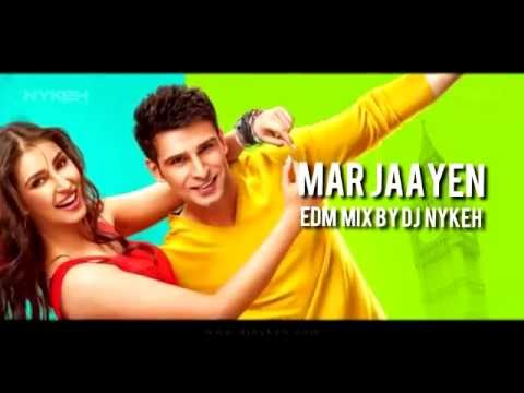 Mar Jaaye (Edm Remix) Lyrics - LoveShhuda